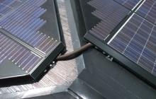 静岡市 太陽光発電工事の事例